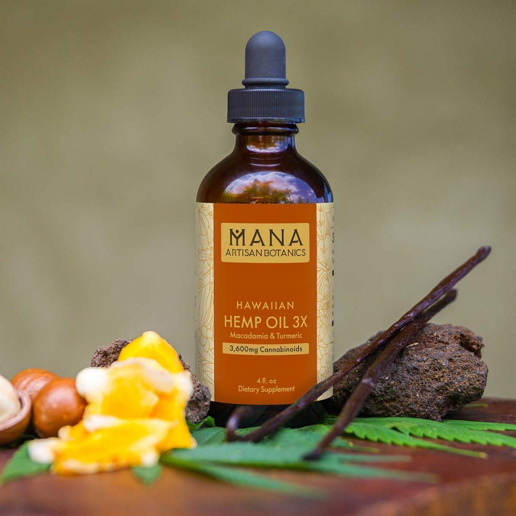 Aceite Hawaiian CBD Oil 3X Edicion Limitada
